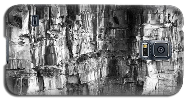 Wall Of Rock Galaxy S5 Case by Miroslava Jurcik