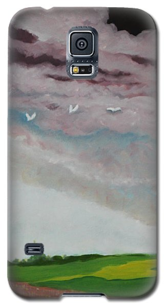 Wallonia 2 Galaxy S5 Case