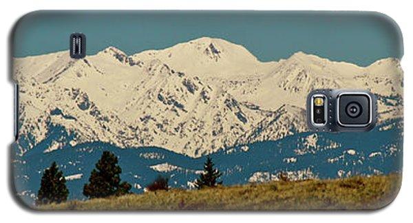 Wallowa Mountains Oregon Galaxy S5 Case