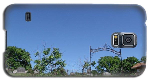 Walnut Hill Cemetery Galaxy S5 Case