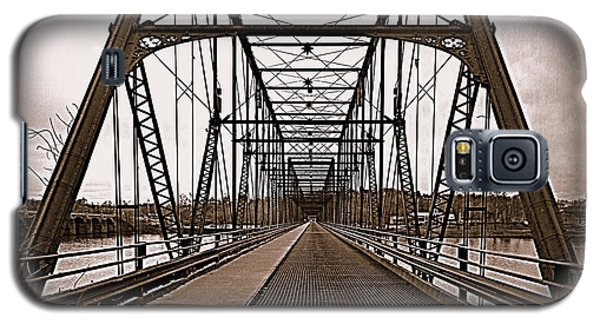 Walnut Street Bridge Galaxy S5 Case