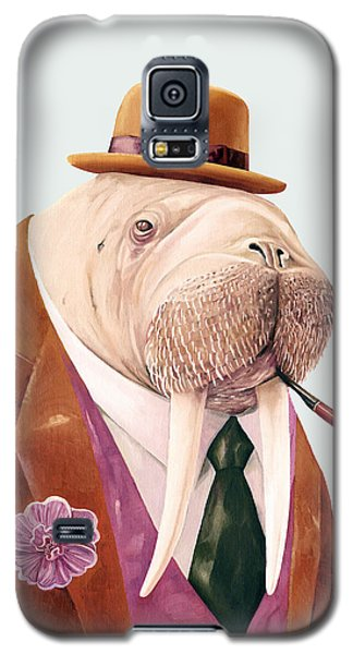 Walrus Galaxy S5 Case by Animal Crew