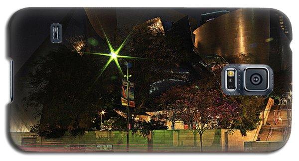 Walt Disney Concert Hall  Galaxy S5 Case by Kevin Ashley
