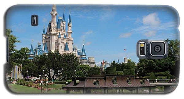 Walt Disney World Orlando Galaxy S5 Case