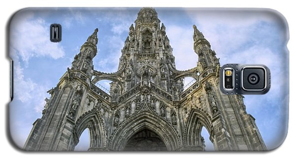 Walter Scott Monument - Edinburgh - Scotland Galaxy S5 Case