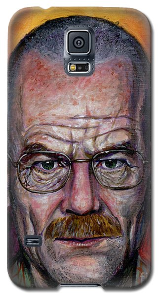 Walter White Galaxy S5 Case