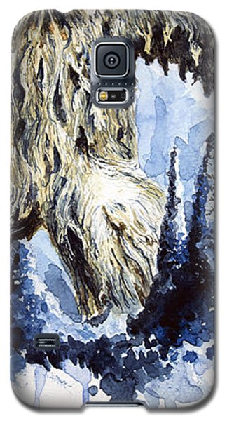 Wampa Galaxy S5 Case by David Kraig
