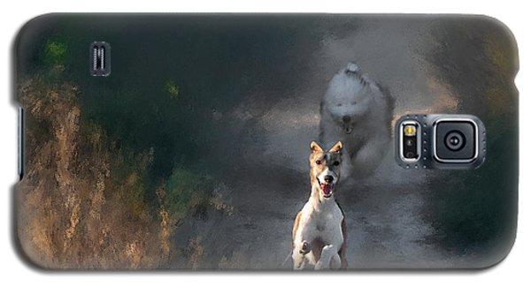 Galaxy S5 Case featuring the photograph Wanda by Juan Carlos Ferro Duque