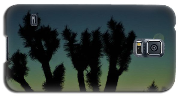 Galaxy S5 Case featuring the photograph Waning by Angela J Wright