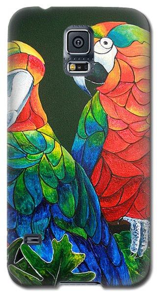 Wanna Know A Secret Galaxy S5 Case by Sherry Shipley