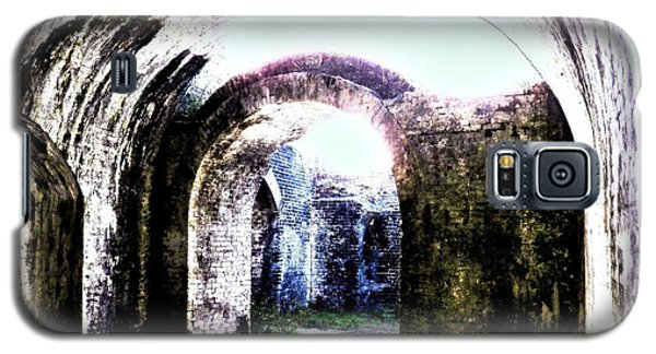 War At Fort Pickens Galaxy S5 Case by Faith Williams