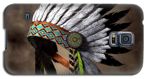War Bonnet Galaxy S5 Case