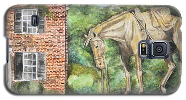 War Horse Memorial Galaxy S5 Case