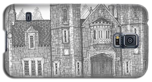 Ward Manor Bard College Galaxy S5 Case