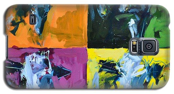 Warhol Cows Galaxy S5 Case