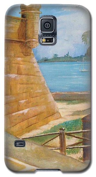 Warm Days In St. Augustine Galaxy S5 Case
