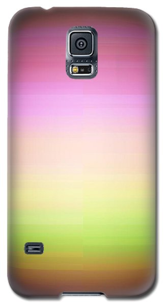 Warm Meditation Galaxy S5 Case by Shirley Moravec