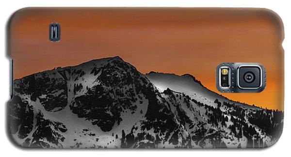 Warm Winter Galaxy S5 Case by Mitch Shindelbower