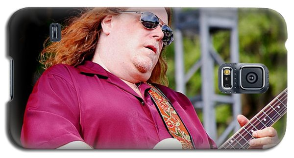 Warren Haynes Galaxy S5 Case by Angela Murray