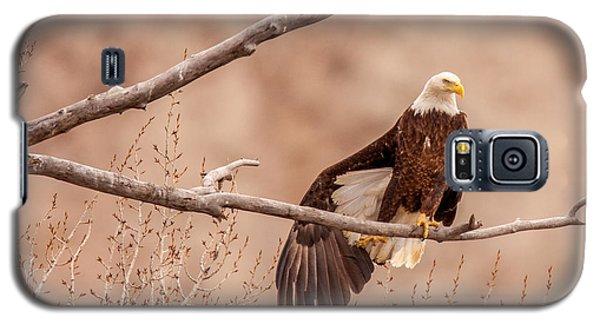 Warrior 1 Galaxy S5 Case