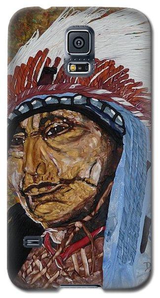 Warrior Chief Galaxy S5 Case