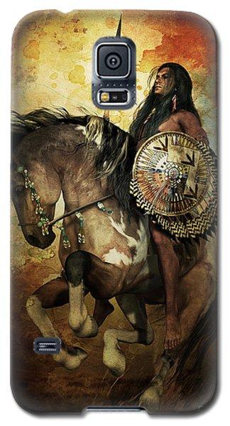 Warrior Galaxy S5 Case by Shanina Conway