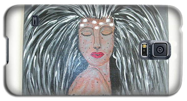 Warrior Woman #2 Galaxy S5 Case