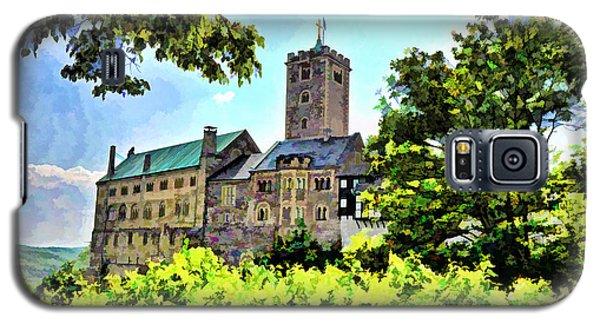 Wartburg Castle - Eisenach Germany - 1 Galaxy S5 Case