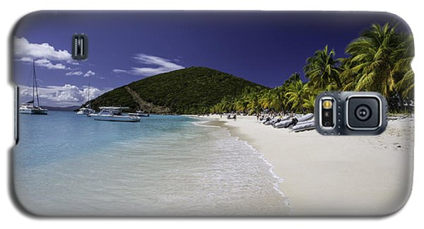 Washed Ashore At Jost Van Dyke Galaxy S5 Case