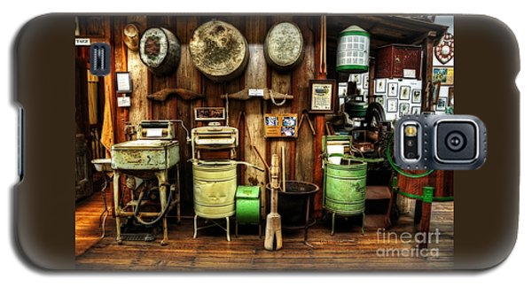 Washing Machines Of Yesteryear Galaxy S5 Case by Kaye Menner