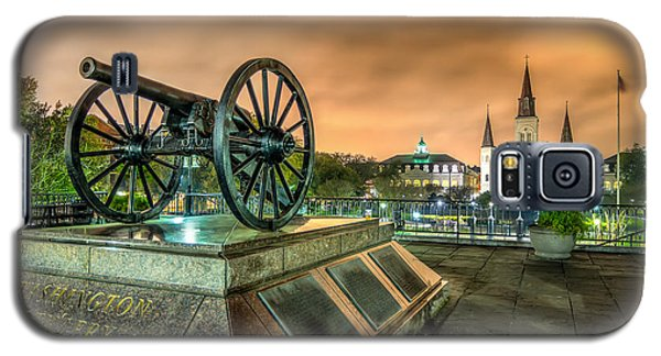 Washington Artillery Park Galaxy S5 Case by Tim Stanley
