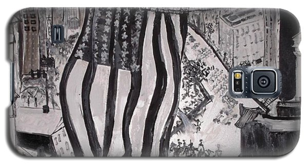 Washington D.c. 1920 Parade Galaxy S5 Case
