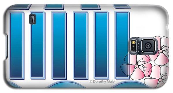 Galaxy S5 Case featuring the digital art Washington Dc by Dorothy Maier
