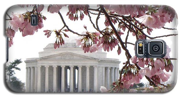 Washington Dc In Bloom Galaxy S5 Case by Jennifer Wheatley Wolf