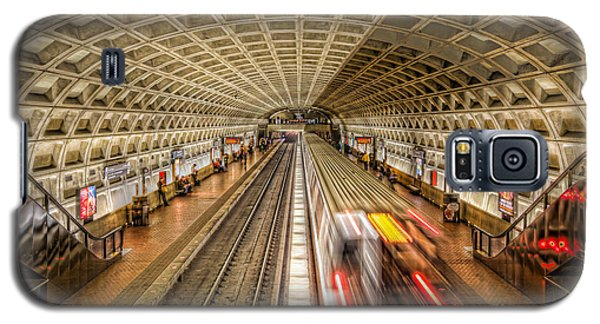 Washington Dc Metro Station Xi Galaxy S5 Case