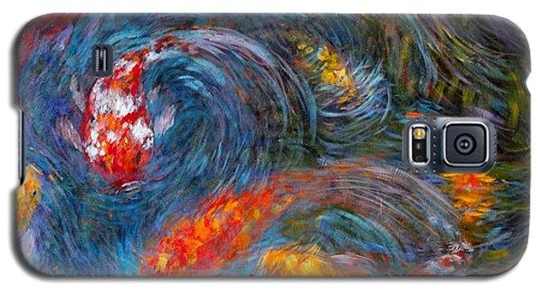 Washington Koi Galaxy S5 Case by Charles Munn