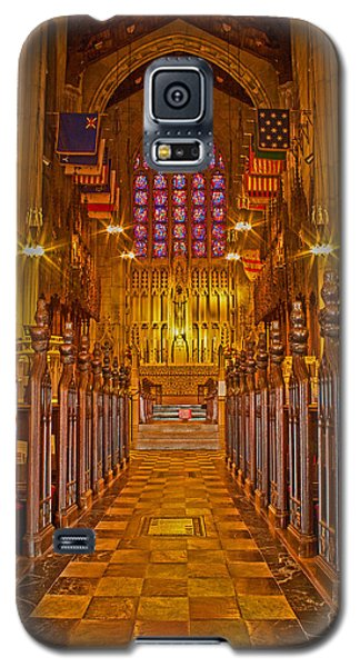 Washington Memorial Chapel Altar Galaxy S5 Case