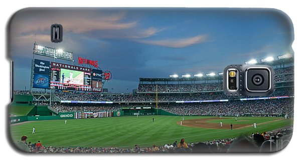Washington Nationals In Our Nations Capitol Galaxy S5 Case