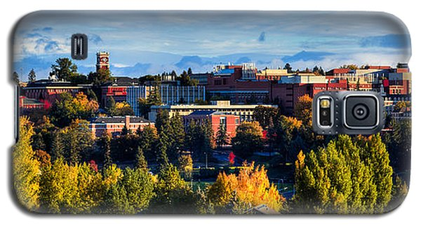 Washington State University In Autumn Galaxy S5 Case