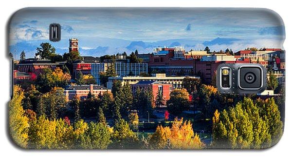 Washington State University In Autumn Galaxy S5 Case