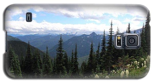 Washington Wildflowers Galaxy S5 Case