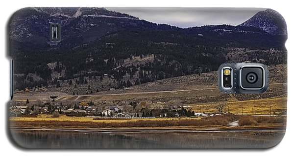Washoe Valley Galaxy S5 Case by Nancy Marie Ricketts