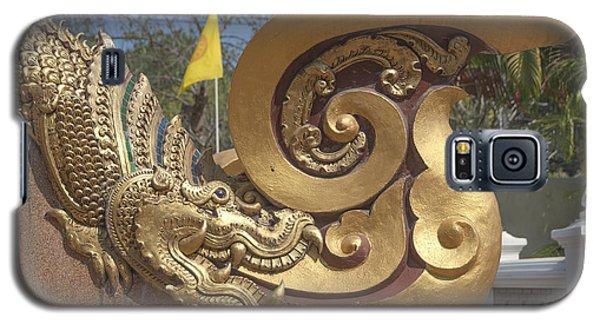 Wat Chedi Liem Phra Ubosot Makara And Stylized Naga Dthcm0838 Galaxy S5 Case