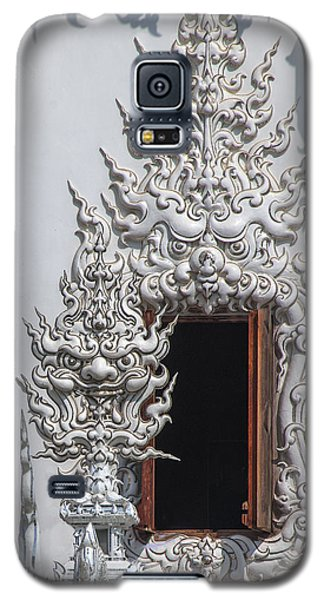 Wat Rong Khun Ubosot Window Dthcr0042 Galaxy S5 Case