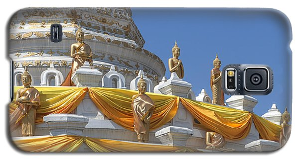 Wat Songtham Phra Chedi Buddha Images Dthb1916 Galaxy S5 Case