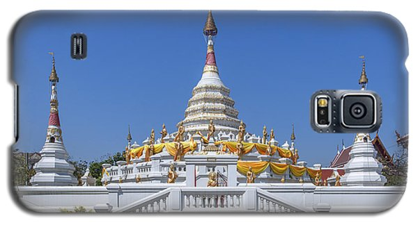 Wat Songtham Phra Chedi Dthb1915 Galaxy S5 Case