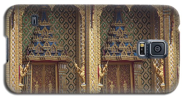 Wat Thung Setthi Ubosot Window Dthb1550 Galaxy S5 Case