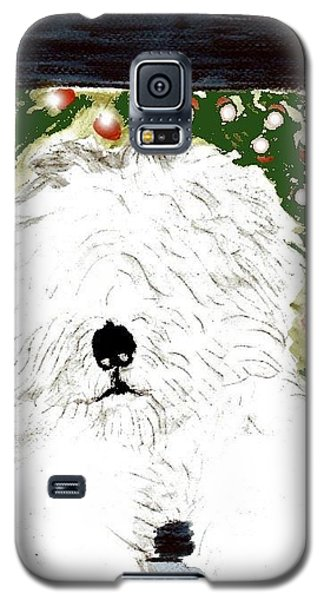 Watching For Santa Galaxy S5 Case