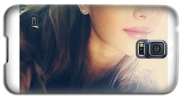 Nerd Galaxy S5 Case - Watching Movies🎥|| #arianagrande by Cherlee Games
