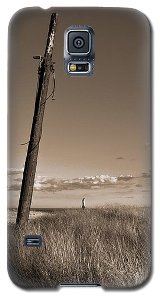 Watching Over The Sea King Galaxy S5 Case